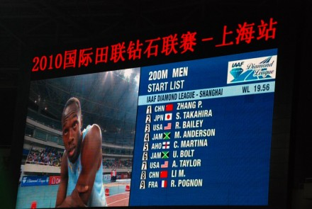 IAAF Shanghai Diamond League