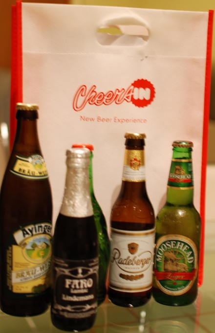 Cheers In: Great Beer Delivery Service in Shanghai